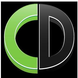 cd logo 3