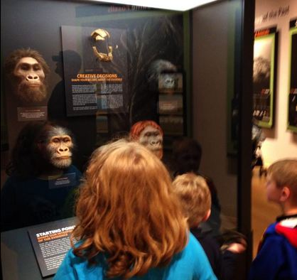 9 Tips for visiting the Creation Museum with small children
