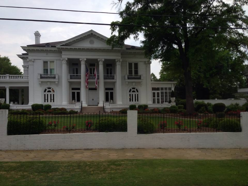 alabama governors mansion christie dedman