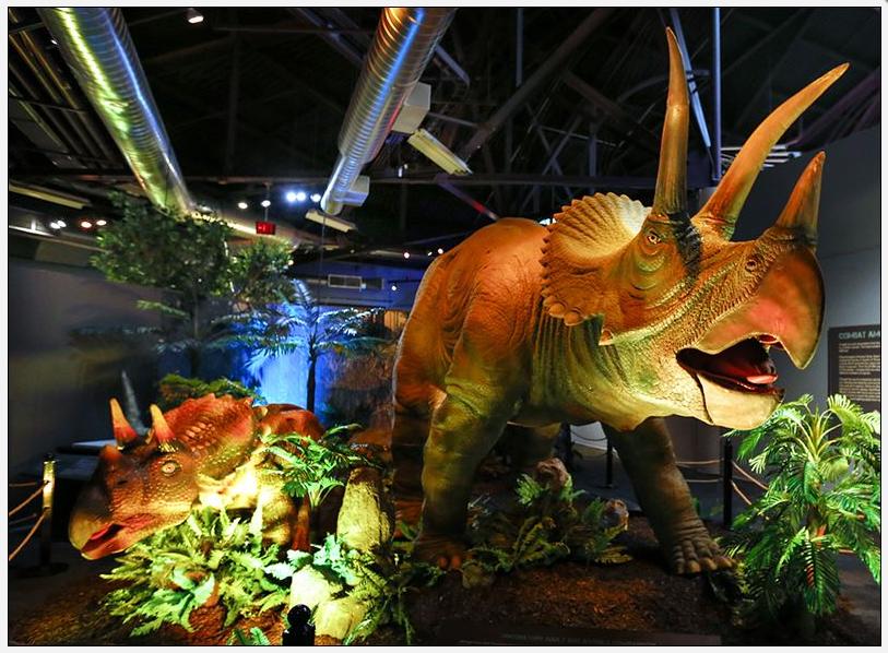 dinosaurs alive dedman