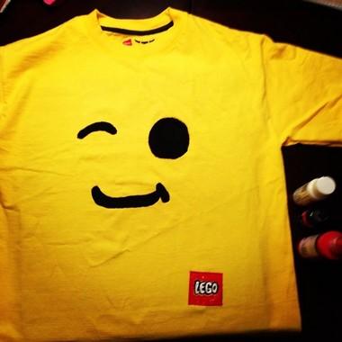 lego minifigure shirt christie dedman