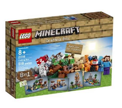 minecraft lego dedman