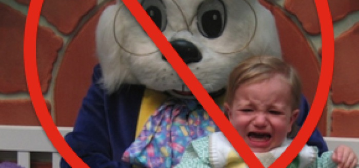 Why we don't do the 'Easter' Bunny, Santa or the Tooth Fairy