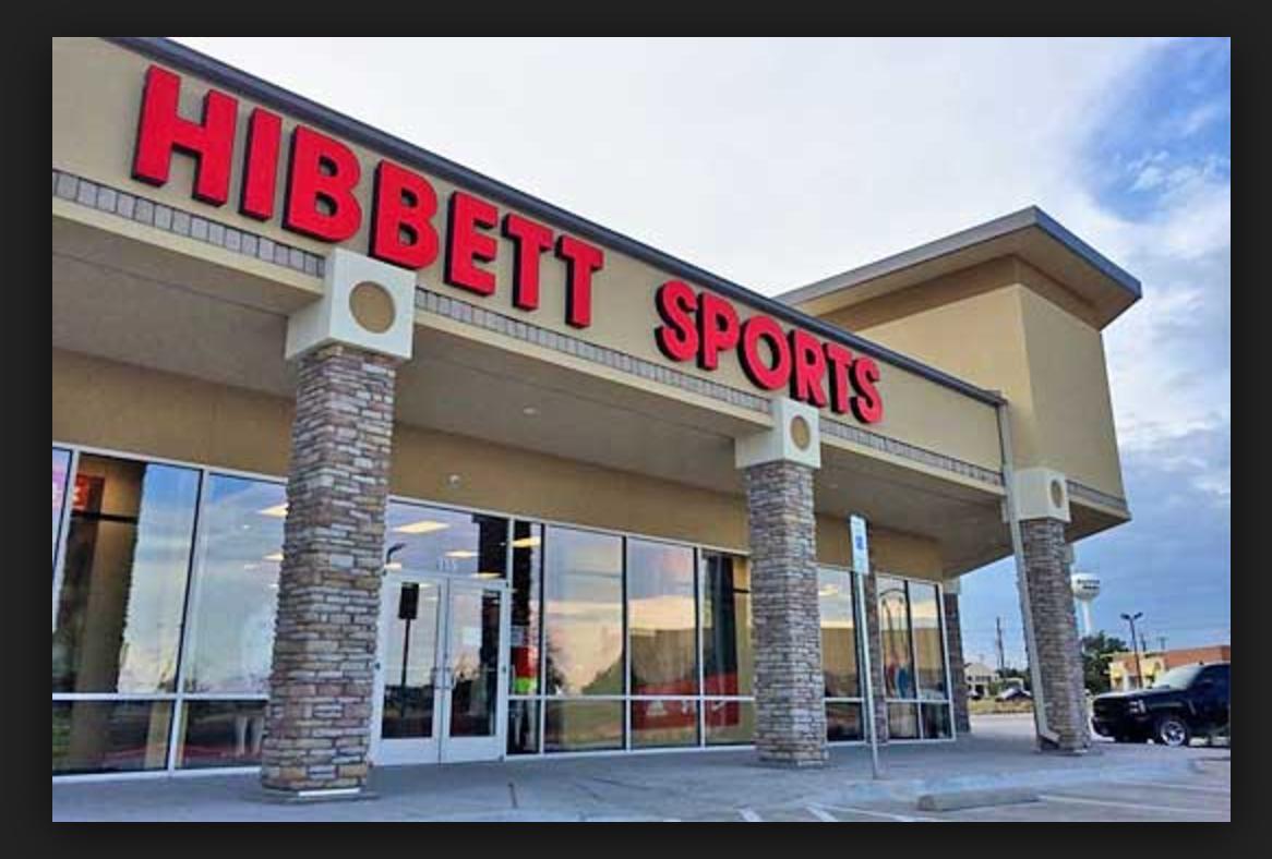 Hibbett Sports 20 Off Entire Purchase Coupon Valid Through Black Friday Christie Dedman