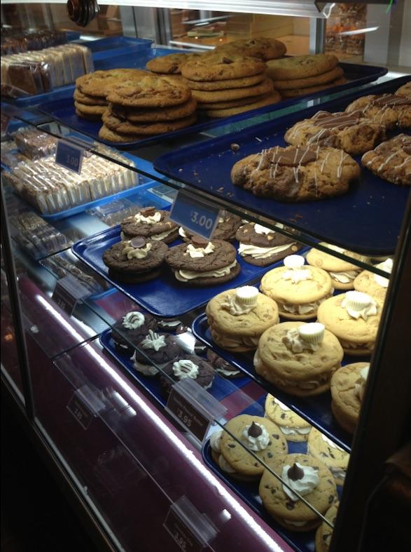 hershey bakery christie dedman