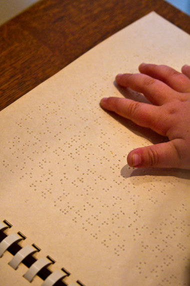 braille book dedman