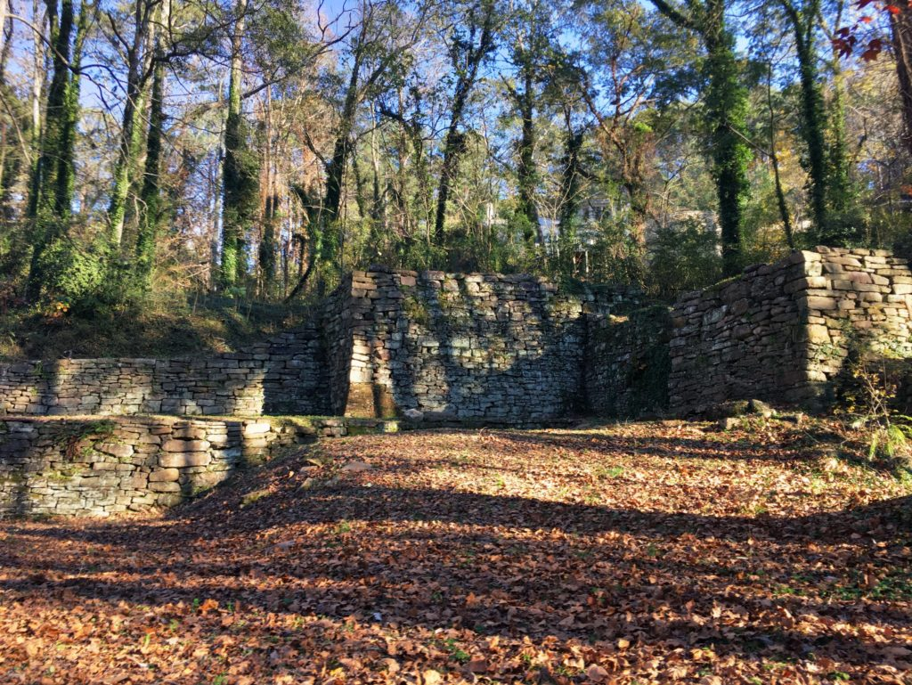 Irondale Furnace Trail 4 dedman