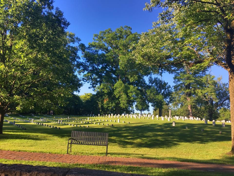 Shiloh Battlefield Christie Dedman 1
