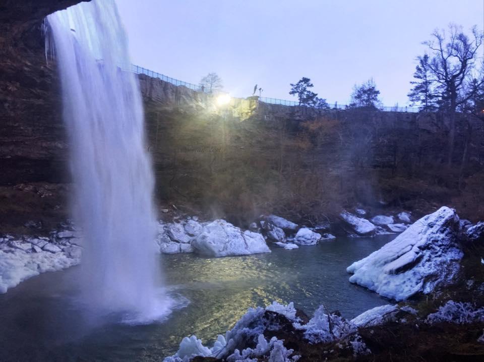 christie dedman noccalula falls 2