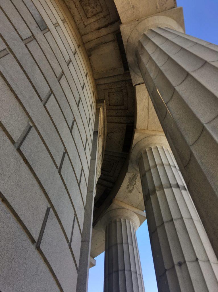 george rogers clark columns dedman