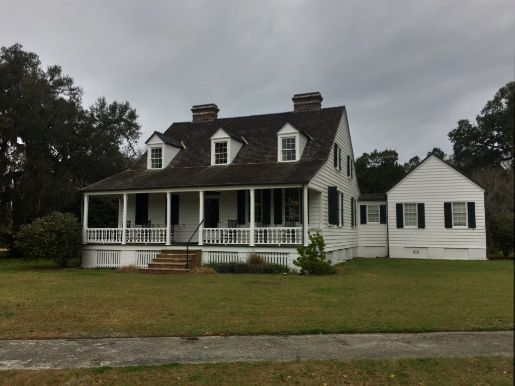 Charles Pinckney house christie dedman