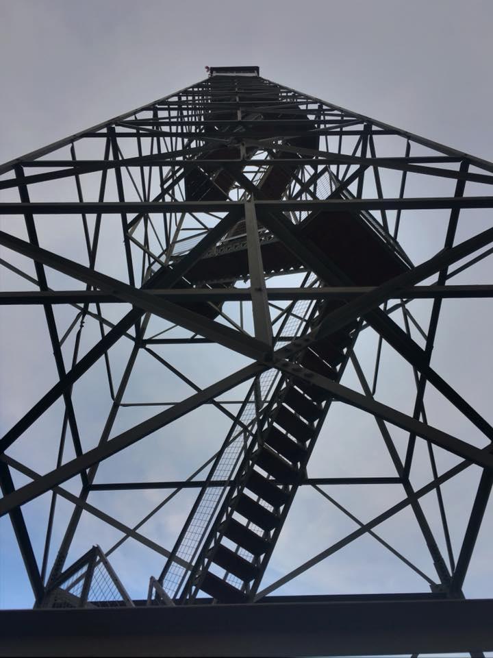 fire tower dedman
